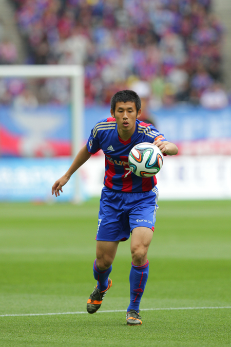 米本拓司(FC東京) (c)J.LEAGUE PHOTOS