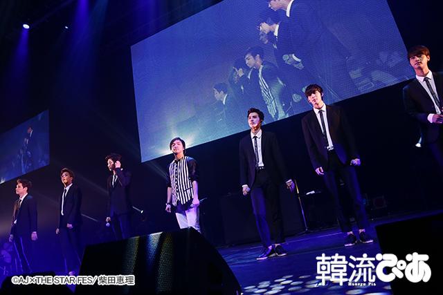 三浦大知×VIXXコラボステージ 「AJ×THE STAR FES」@神奈川・パシフィコ横浜 国立大ホール