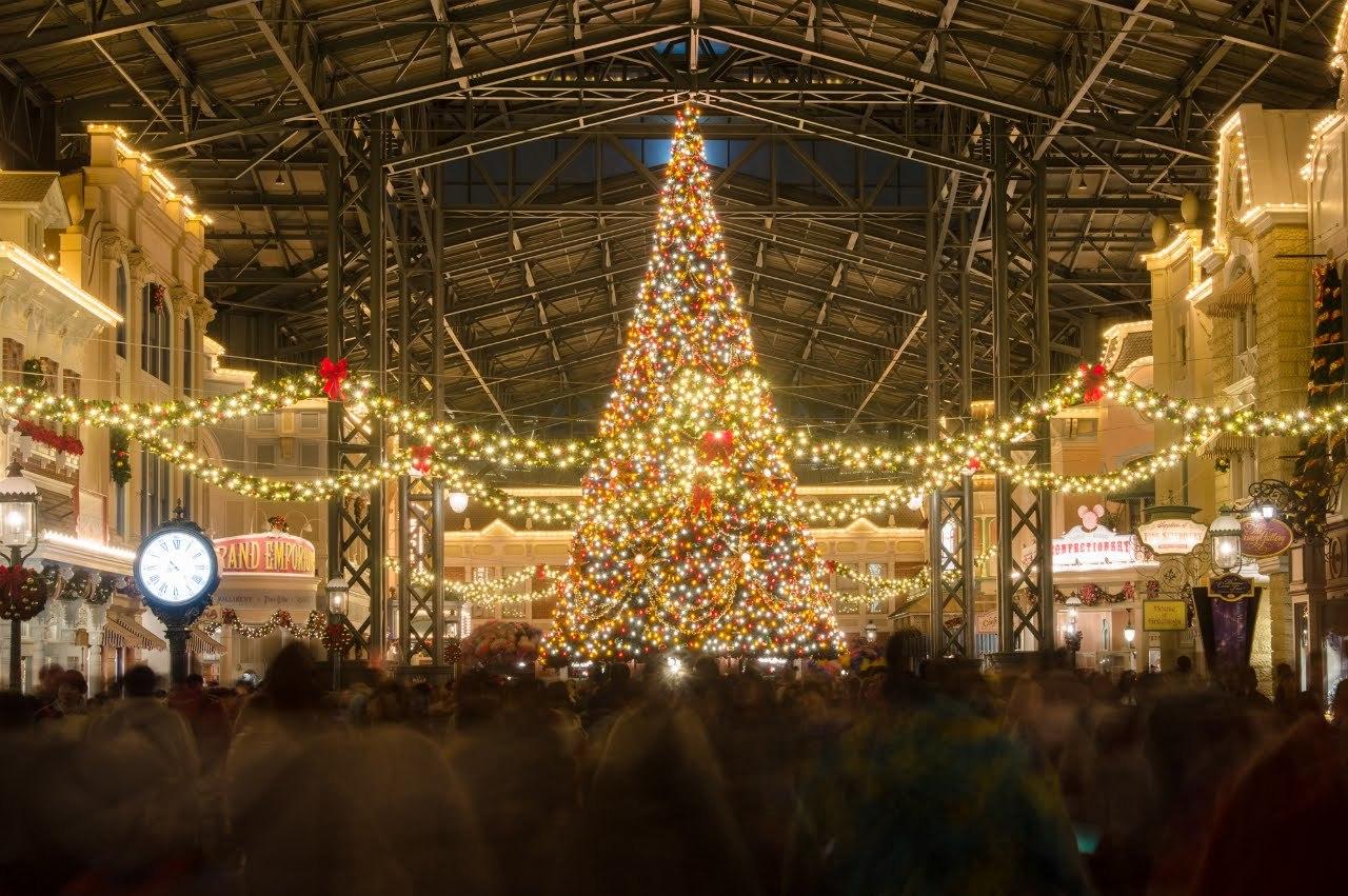 ランド】子連れでも安心!「tdlディズニー・クリスマス2014」を丸ごと