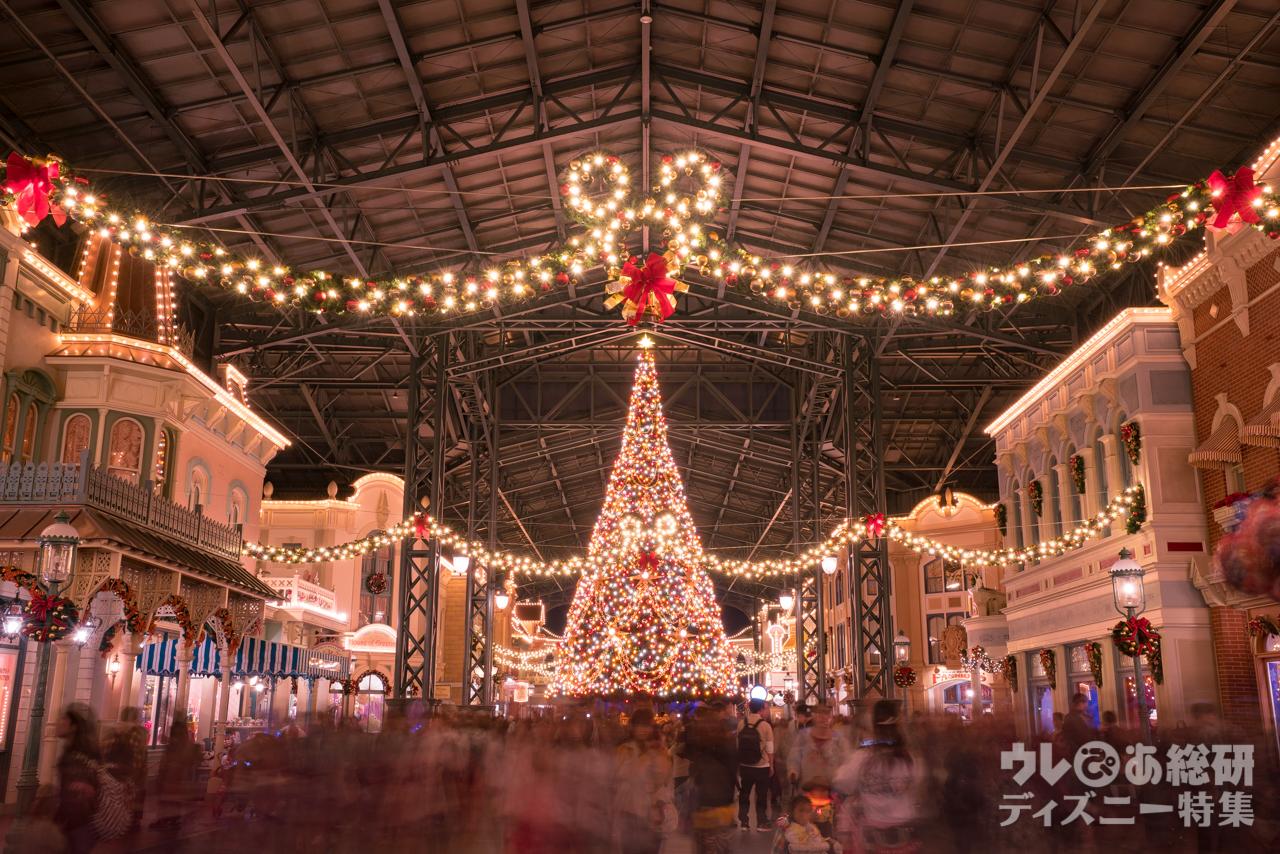 保存版】東京ディズニーランド2017「クリスマス・ファンタジー」フォト