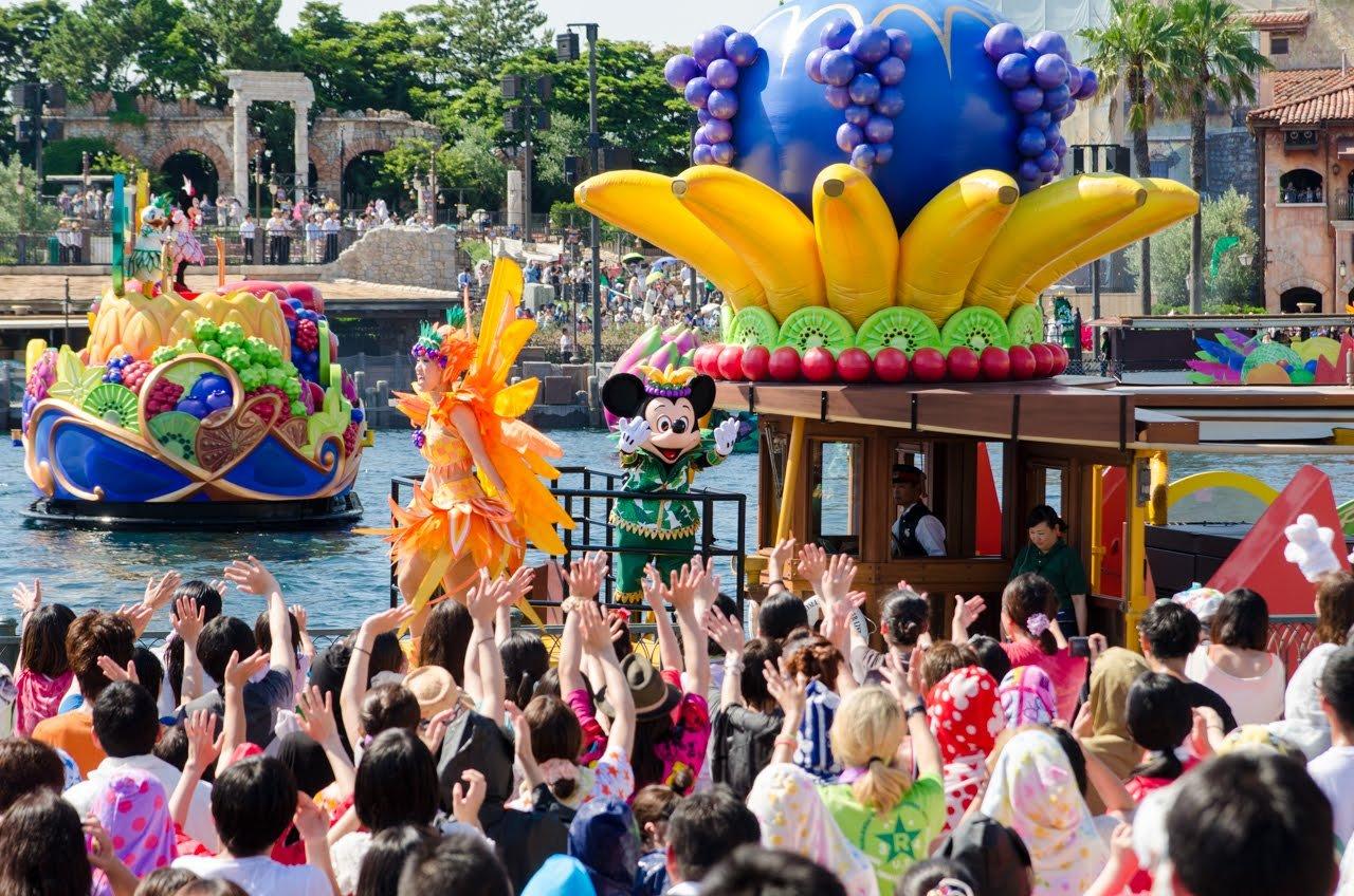 東京ディズニーリゾート】お盆が大混雑のピーク! 2014年8月の混雑対策