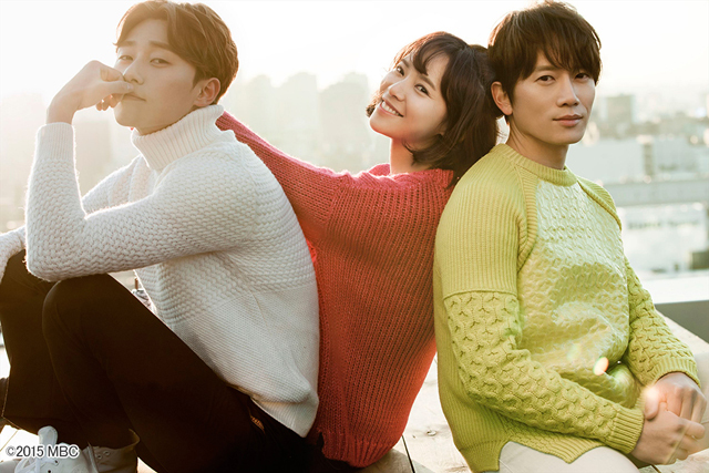 ドラマ『キルミー・ヒールミー(原題)』©2015 MBC