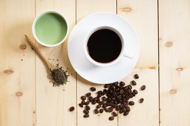 ダイエット ブログ コーヒー 緑茶