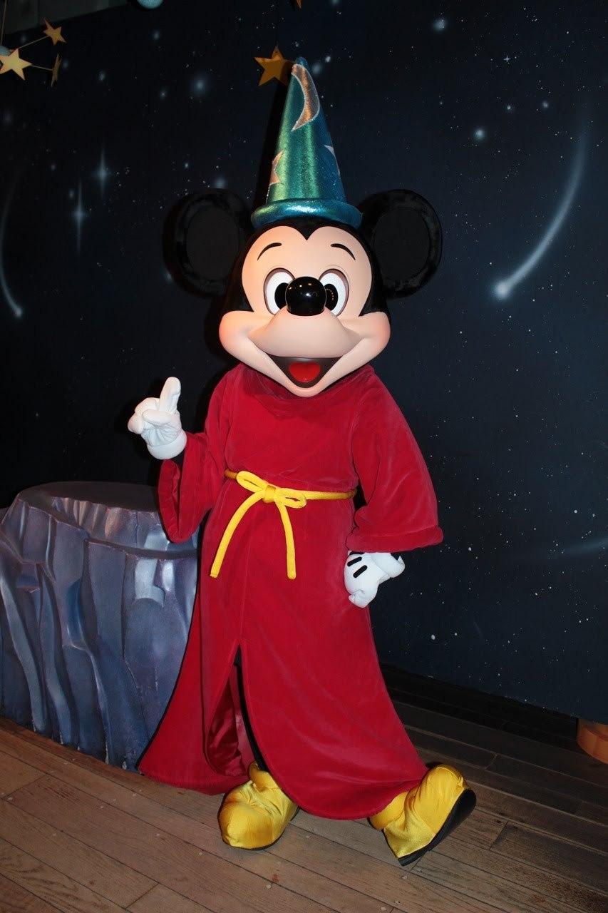 ミッキーマウス】きゅんきゅんするポイントは? tdl「ミート・ミッキー