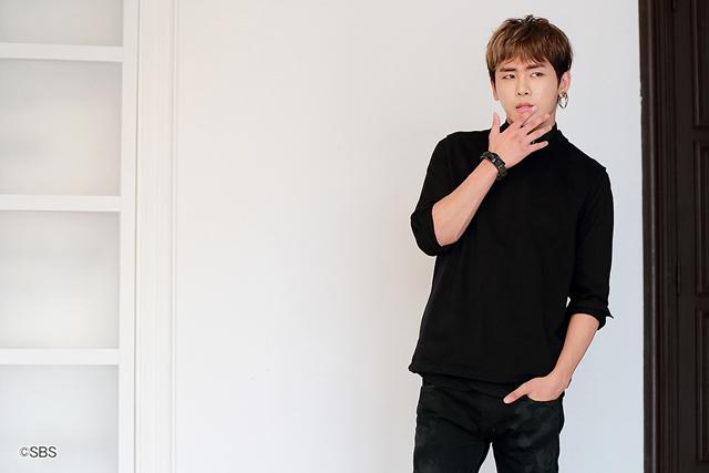 Mnet『僕には愛しすぎる彼女』©SBS ホヤ