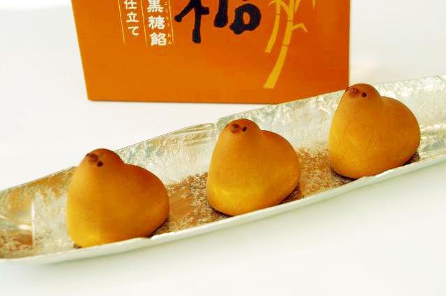 東京ひよこ本舗 黒糖ひよこ 1.080円
