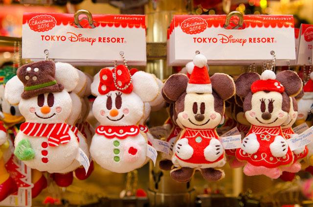 2014クリスマス限定グッズ(ランド/シー共通)1 ©Disney