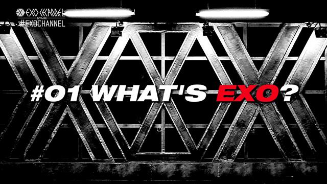 EXOレギュラー番組『EXO CHANNEL』初回テーマ