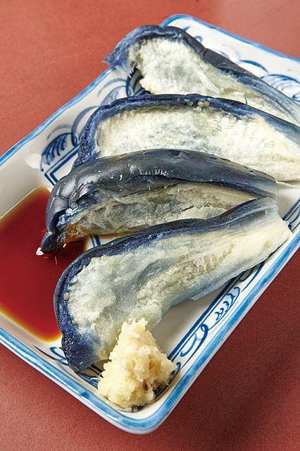 関西「焼き鳥」の名店/炭火焼とり 安喜(あびこ) 水なすぬかづけ 324円