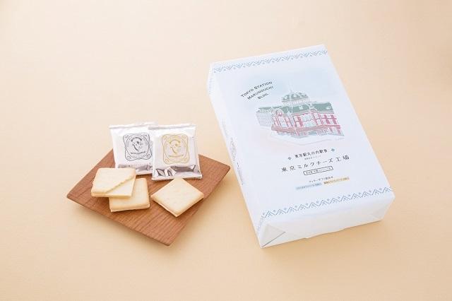 東京ミルクチーズ工場_駅舎限定クッキー