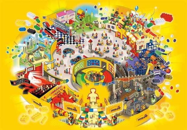 東京に続き日本で2カ所目となる、レゴ®ブロックがテーマの屋内型エンターテインメント施設「レゴランド®・ディスカバリー・センター大阪 」が4月23日(木)オープン。