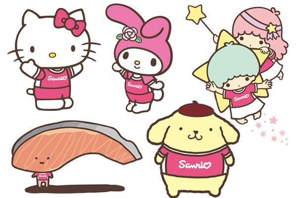 サンリオキャラクターの画像 p1_19