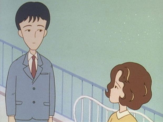 第62話『口笛が聞こえる』(2) えっ、これがひろし? © さくらプロダクション / 日本アニメーション