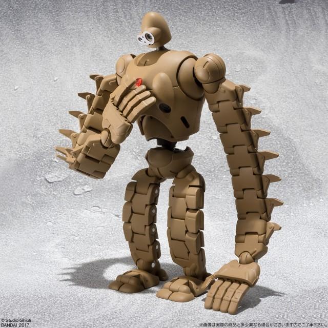 天空の城ラピュタ」ロボット兵が...