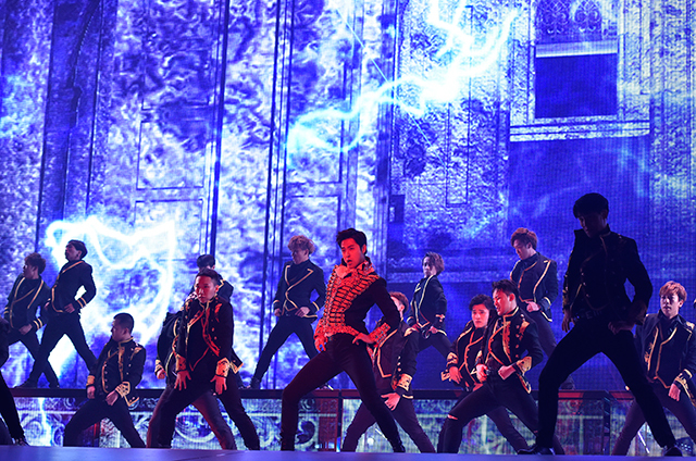 東方神起ユンホ@「SMTOWN LIVE WORLD TOUR IN JAPAN」