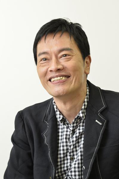 笑顔の遠藤憲一