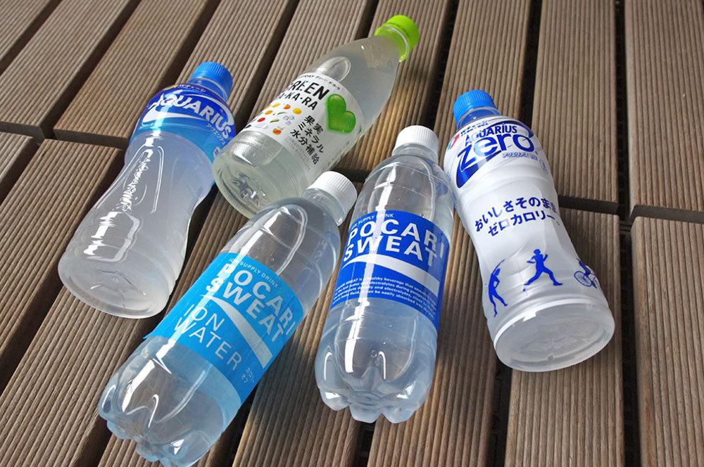 水分の摂取量とタイミング
