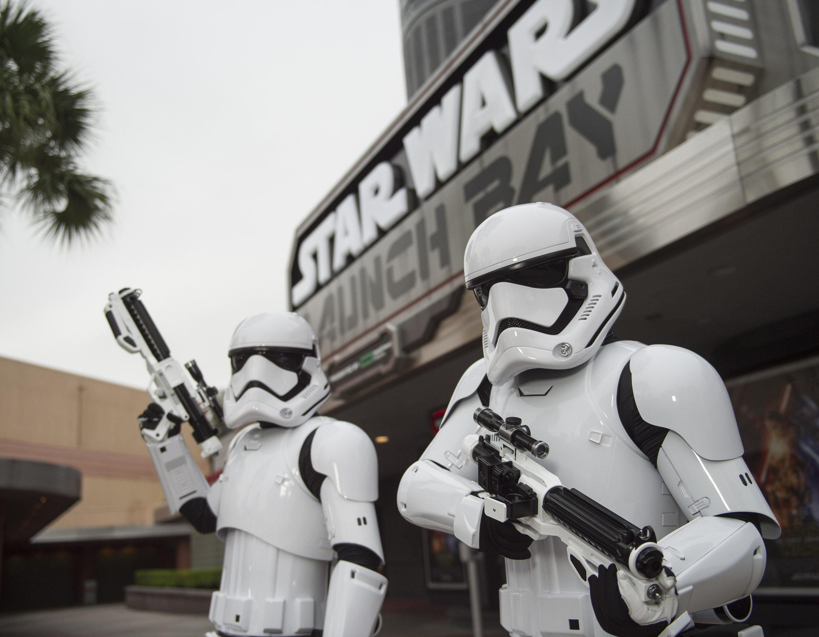 スター・ウォーズ・ローンチ・ベイ|開催中|ディズニー・ハリウッド・スタジオ