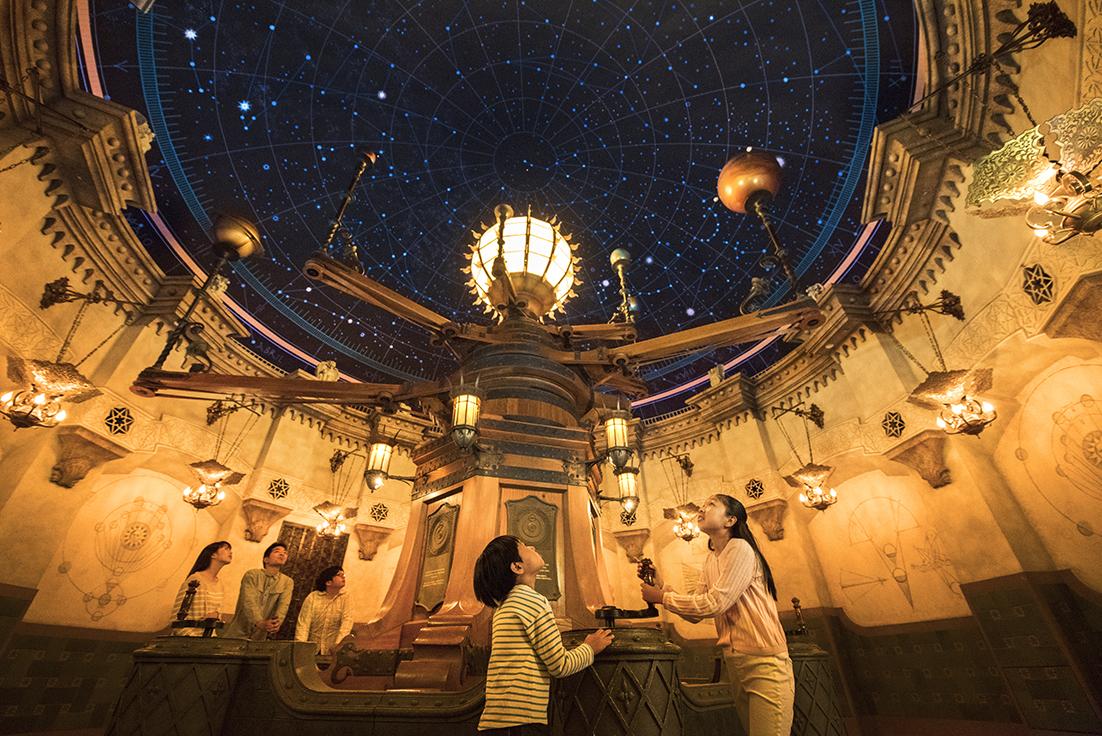 東京ディズニーシー「大人のデートプラン」完全ガイド! ディナーおすすめ
