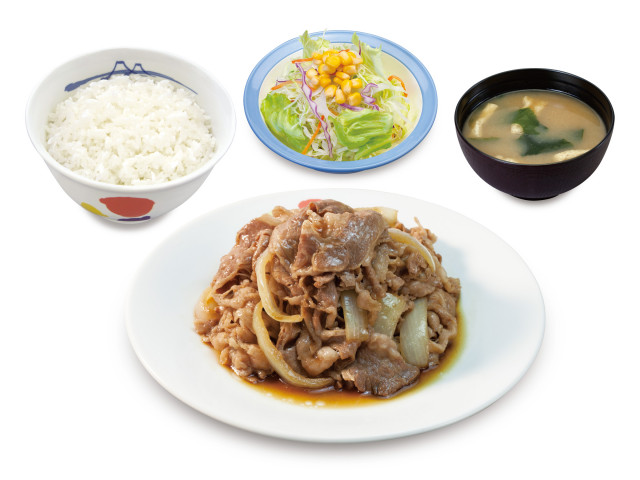 【外食】松屋「お肉どっさりグルメセット」が超ボリューム! ライス特盛も無料!