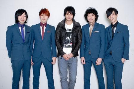 向井理×THE BAWDIES