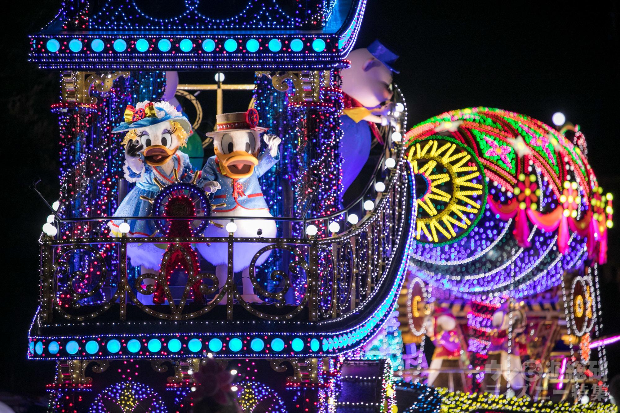 ディズニー 夏休み プラン