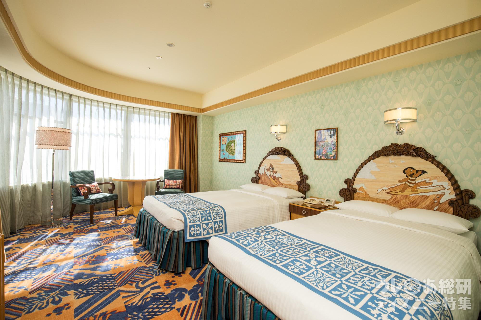ディズニー速報】憧れのディズニーホテルに可愛い新客室!チップ&デール