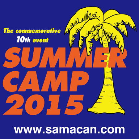 SUMMER CAMP 2015  -The commemorative 10th event-