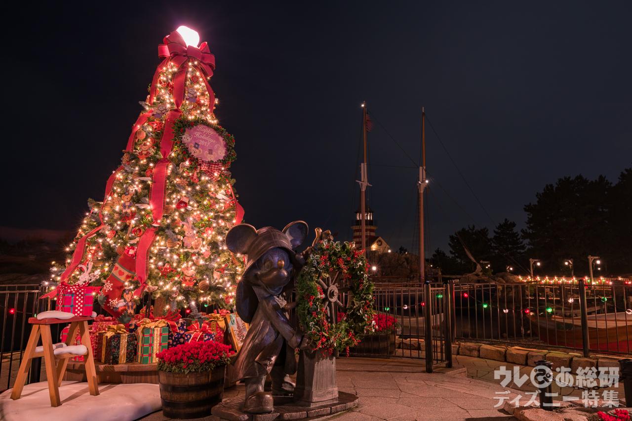 保存版】東京ディズニーシー2017「クリスマス・ウィッシュ」フォト