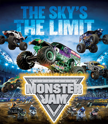 MONSTER JAM (c) 2015 Feld Motor Sports, Inc.