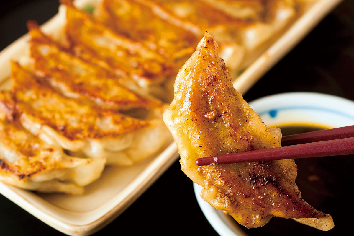いわま餃子 焼き餃子  6個280円