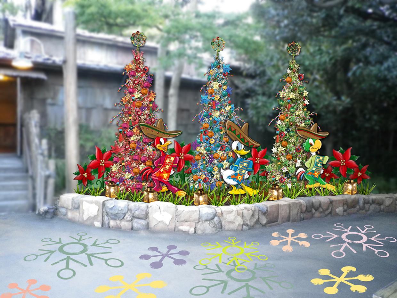 ディズニー特集リサーチ】クリスマスのショーが抽選に…tdr「ショー抽選化