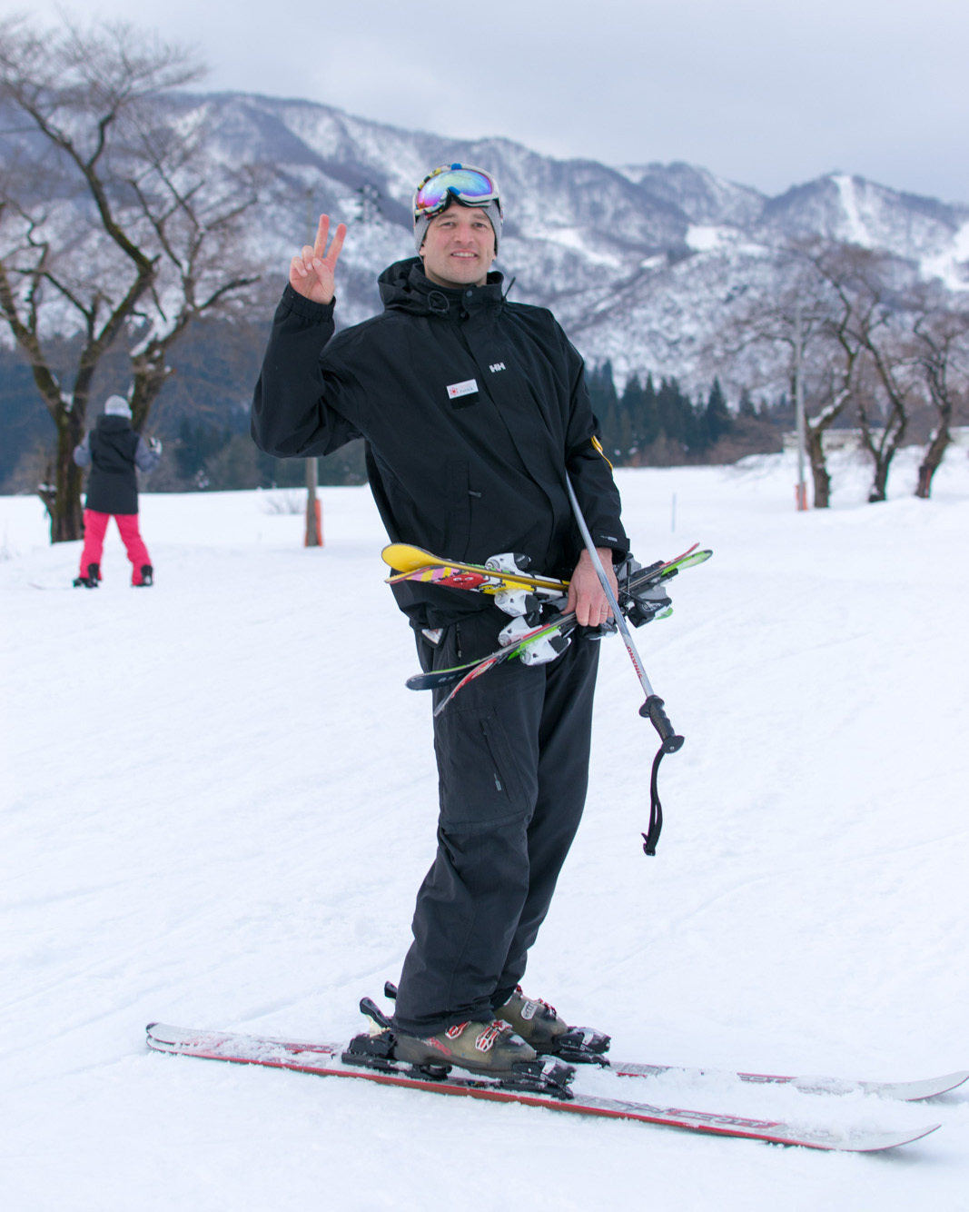 Snow Country Instructors パトリックさん