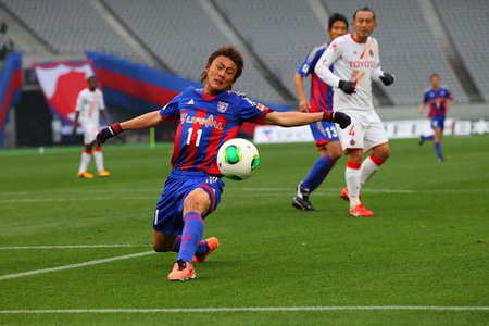 李忠成(FC東京)  (C)J.LEAGUE PHOTOS