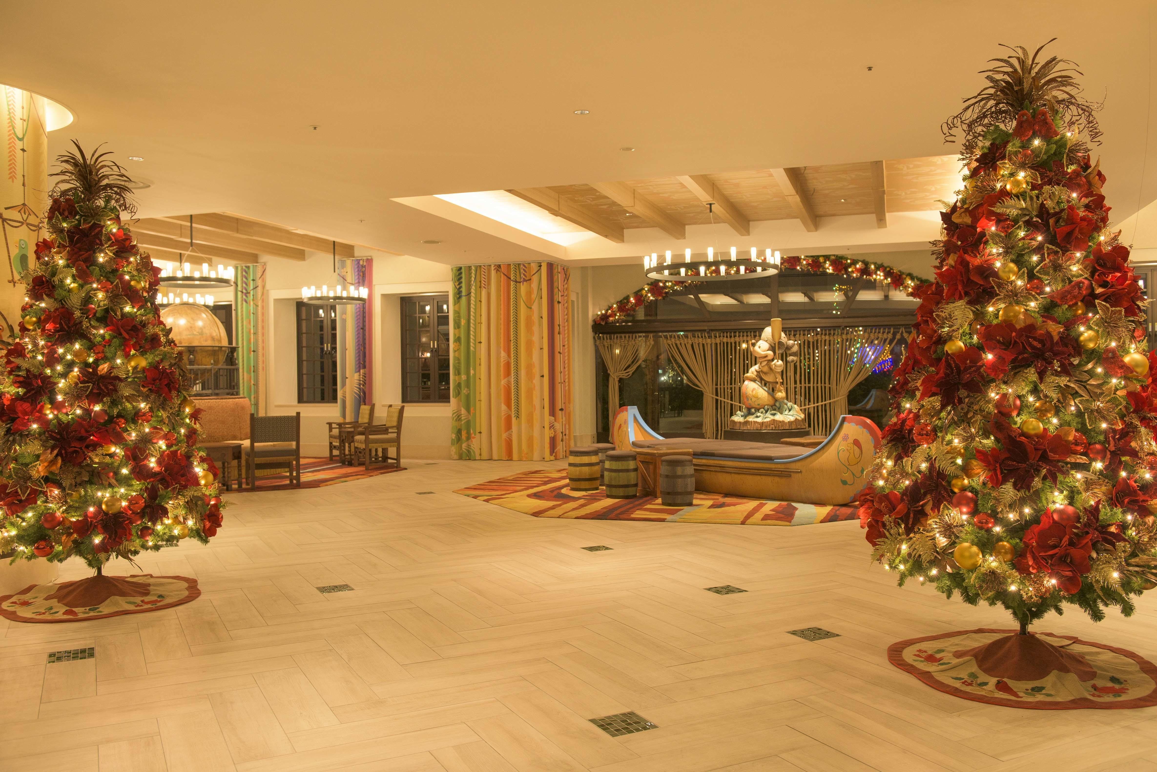 新ホテル】東京ディズニーセレブレーションホテルはじめてのクリスマス