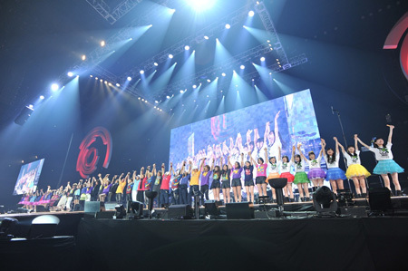「Animelo Summer Live 2014 -ONENESS-」8月29日公演の模様 (C)Animelo Summer Live 2014/MAGES.