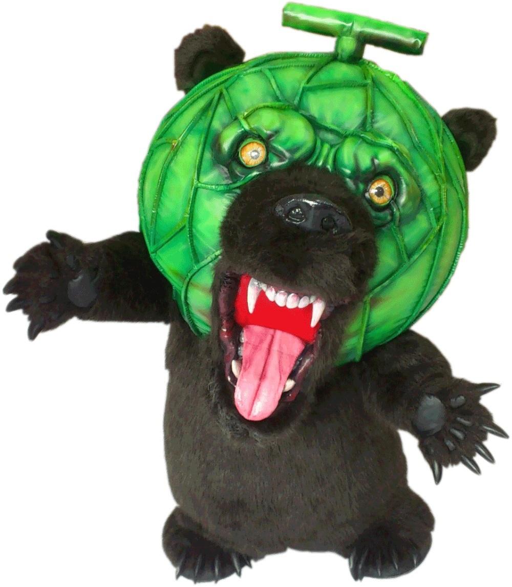「メロン熊」の画像検索結果
