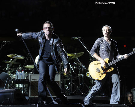 『U2 360°LIVE from Los Angeles』