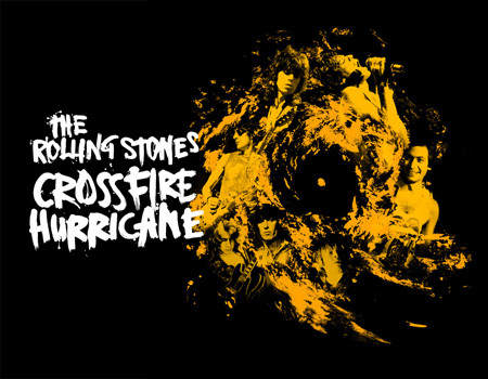 "THE ROLLING STONES 50th ANNIVERSARY DOCUMENTARY FILM ""CROSSFIRE HURRICANE"" JAPAN PREMIERE"