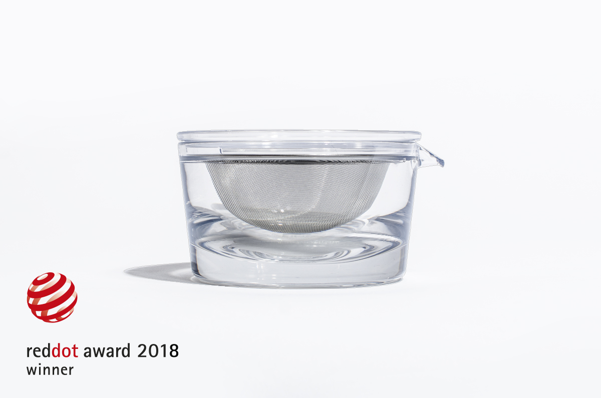「Red Dot Award:Product Design 2018」を受賞