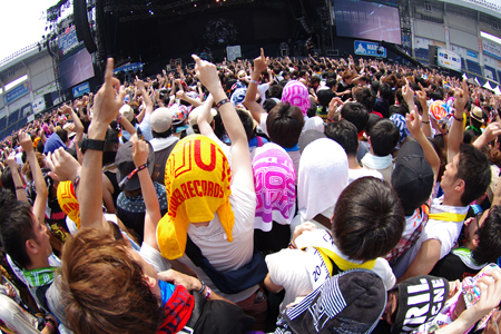(c)SUMMER SONIC 2013 All Rights Reserved.