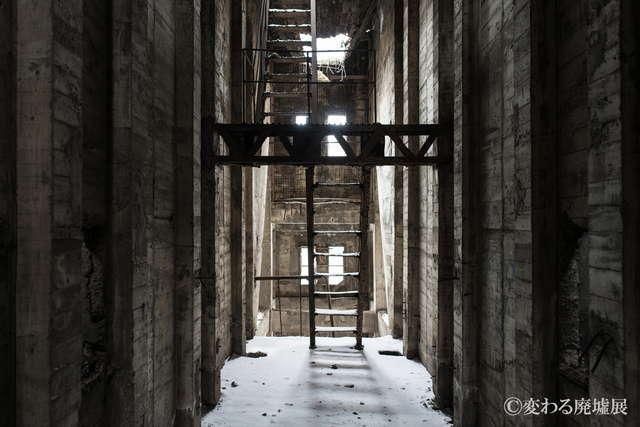 美しき廃墟写真を集めた「廃墟写真展」