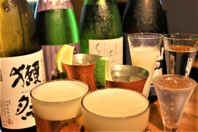 放題 新宿 酒飲み 日本
