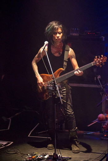 "MORRIE Solo Live 2015 ""HARD CORE REVERIES""2DAYS  FIRE(B)"